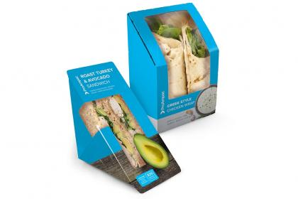 Recyclable food packaging