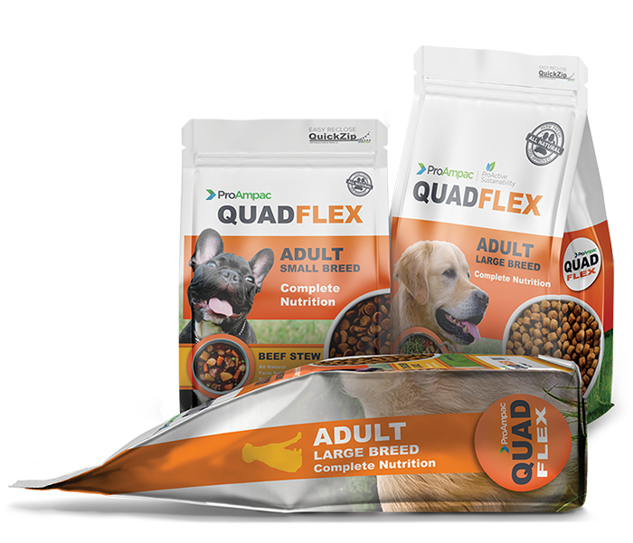 Quadflex Packaging