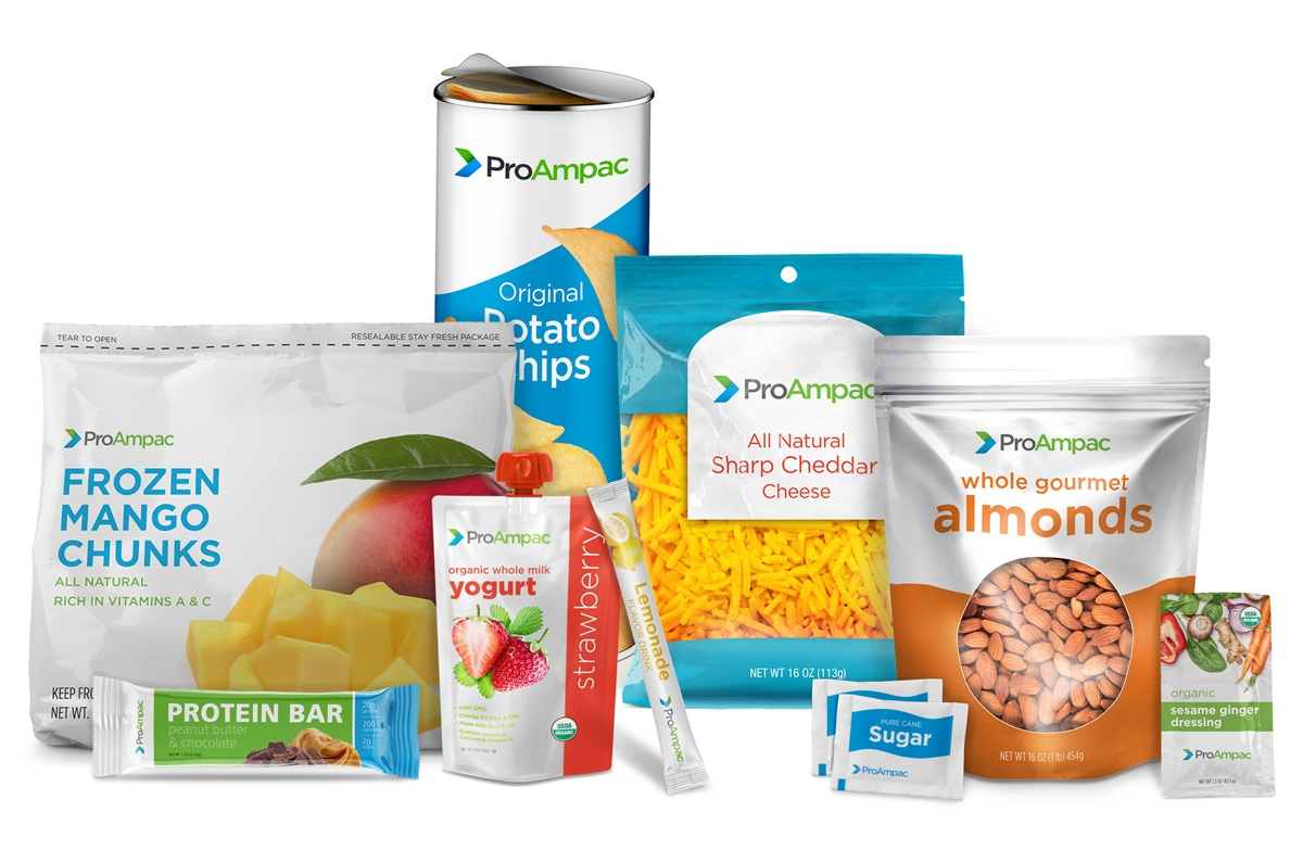 food packaging proampac collaborative flexible packaging solutions